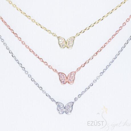pillangók három színű nyakék