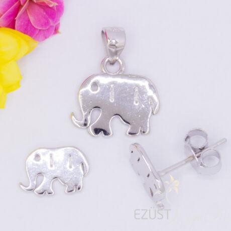 Elefánt Ékszer Szett