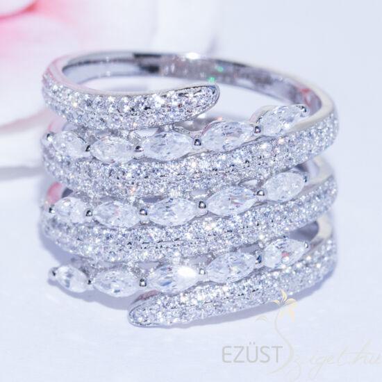 sok köves gyűrű