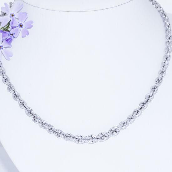 extra vastag ezüst nyaklánc
