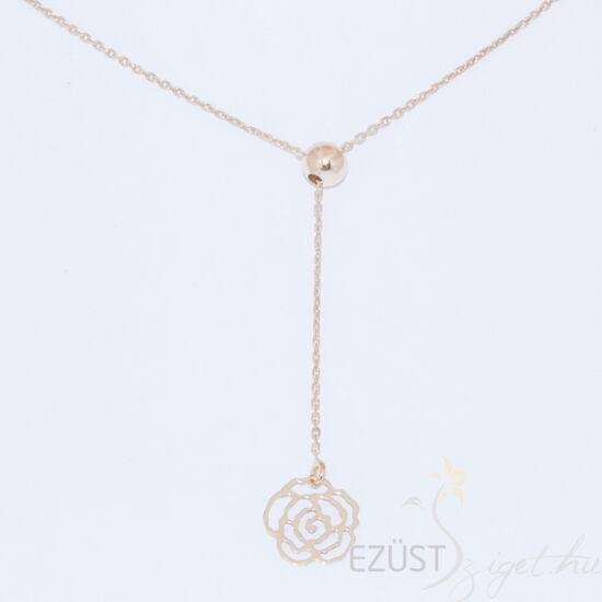 arany rózsa ezüst nyakék
